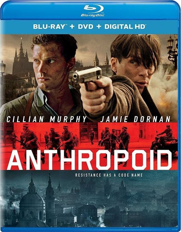 Anthropoid / Антропоид (2016)