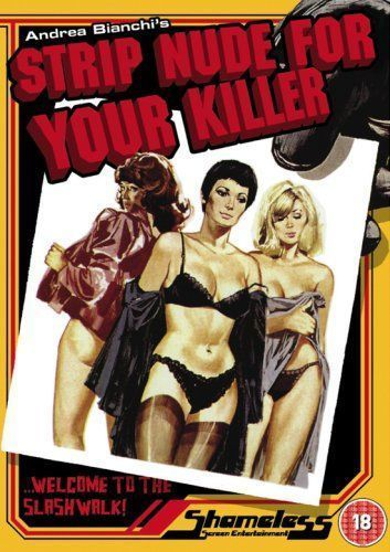 Strip Nude for Your Killer / Съблечи се гола за убиеца си (1975)