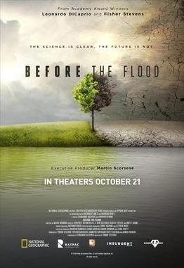 Before the Flood / Преди потопа (2016)