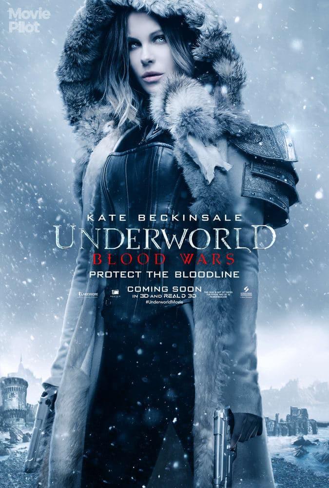 Underworld: Blood Wars / Подземен свят 5: Кървави войни (2017)