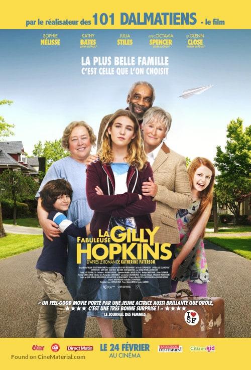 The Great Gilly Hopkins / Страхотната Гили Хопкинс (2016)