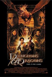 Подземия и дракони: Мощта на стихиите (2005)