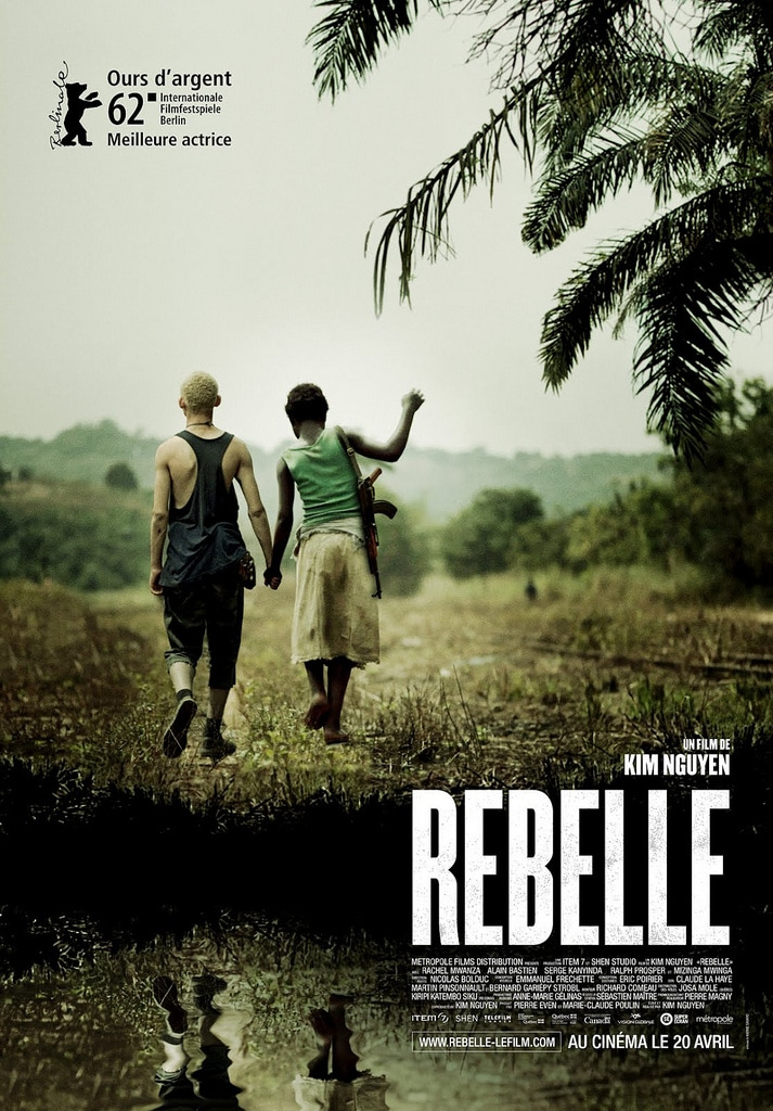 Rebelle / Вещица на войната (2012)