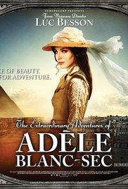 Адел и проклятието на пирамидите (2010)