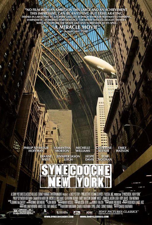 Synecdoche, New York / Синекдоха, Ню Йорк (2008)