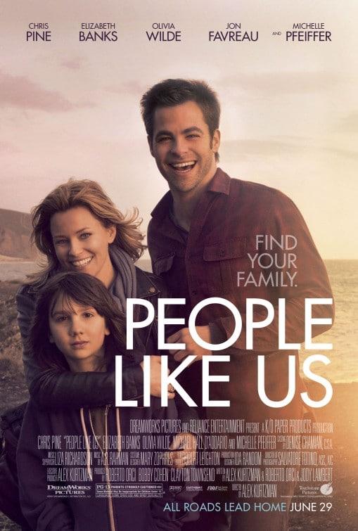 People Like Us / Хора като нас (2012)