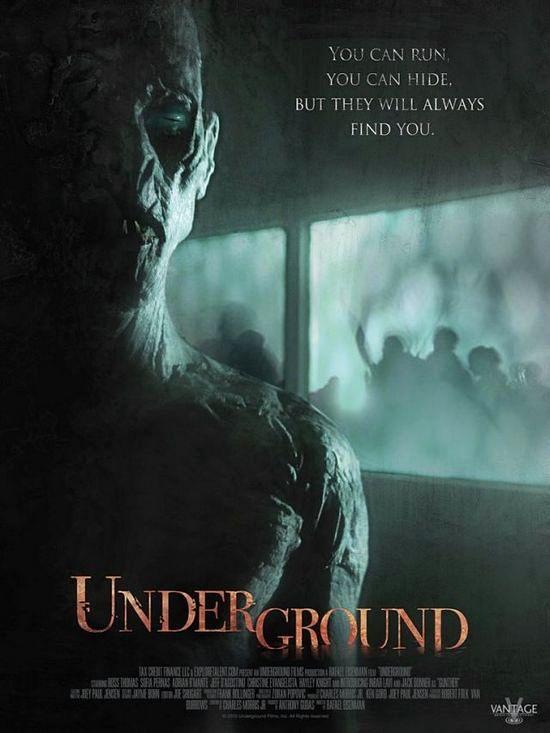 Underground / Под земята (2011)