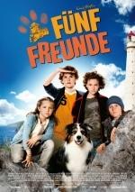 Funf Freunde / Четиримата приятели и кучето (2012)