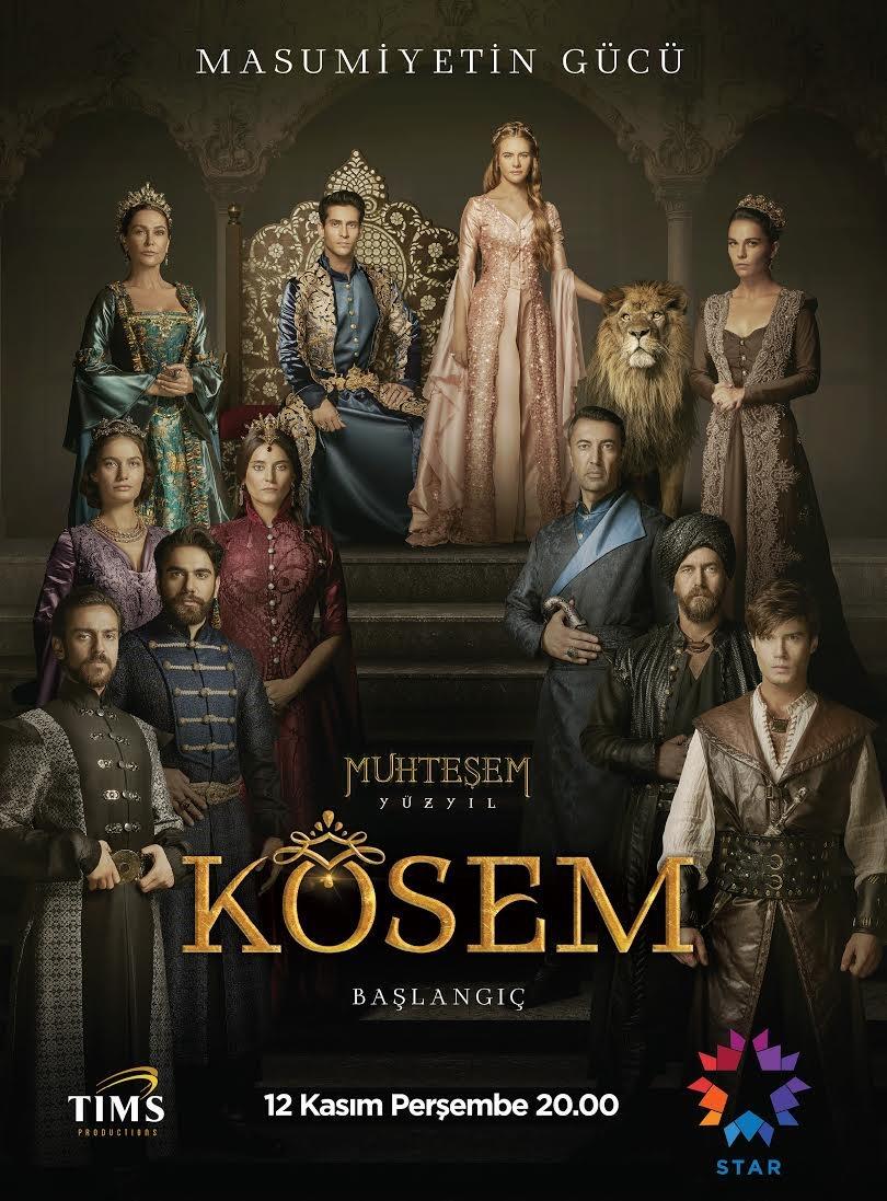 Великолепният век: Кьосем – Епизод 31